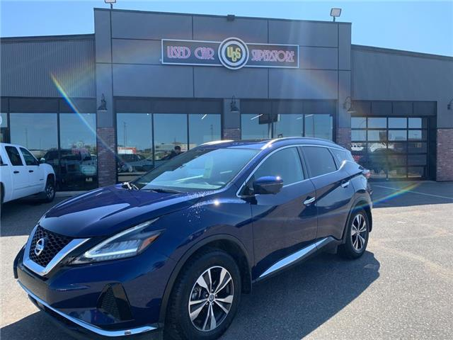 2020 Nissan Murano SV (Stk: 3961DO) in Thunder Bay - Image 1 of 19