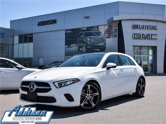 2019 Mercedes-Benz A-Class Base (Stk: U103785) in Mississauga - Image 1 of 28