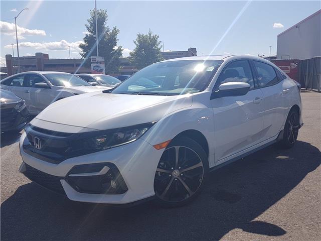 2020 Honda Civic Sport (Stk: 20-0551) in Ottawa - Image 1 of 26