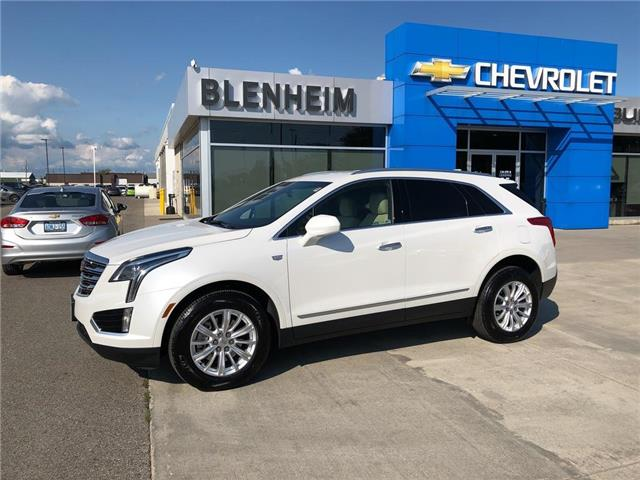 2018 Cadillac XT5 Base (Stk: 0B052A) in Blenheim - Image 1 of 19
