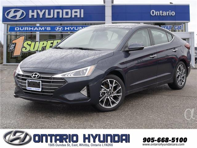 2020 Hyundai Elantra Preferred w/Sun & Safety Package (Stk: 101391) in Whitby - Image 1 of 17