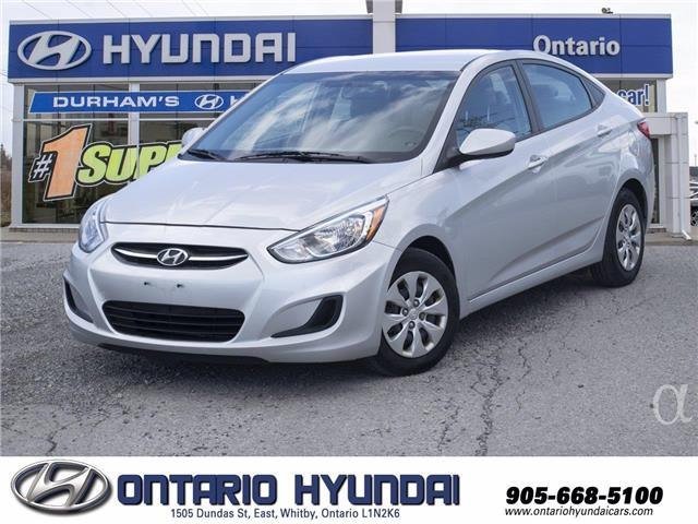 2015 Hyundai Accent GL (Stk: 69201K) in Whitby - Image 1 of 17