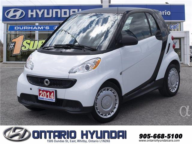2014 Smart Fortwo Passion (Stk: 75186K) in Whitby - Image 1 of 16