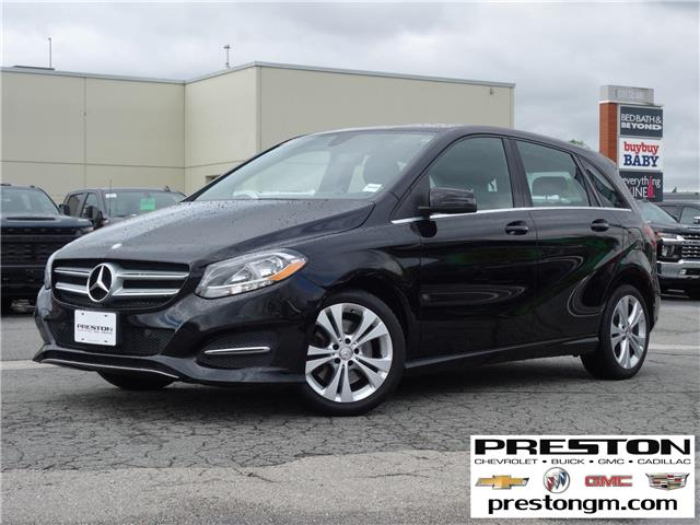 2015 Mercedes-Benz B-Class Sports Tourer (Stk: 9015461) in Langley City - Image 1 of 26
