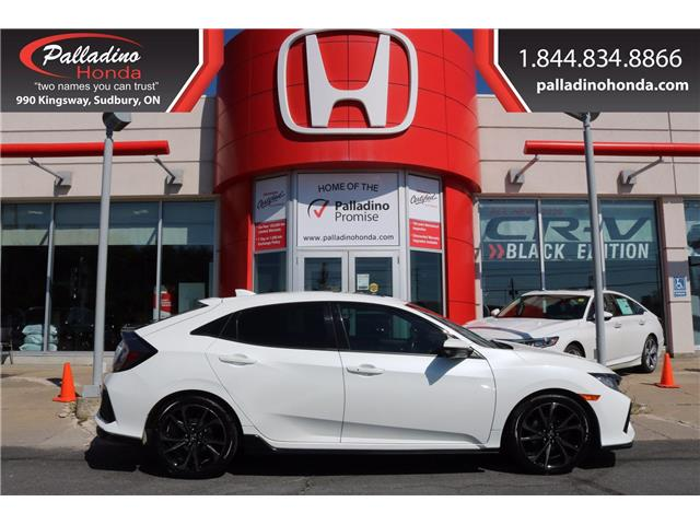 2017 Honda Civic Sport (Stk: 20756A) in Greater Sudbury - Image 1 of 32
