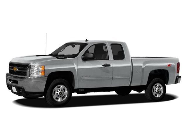 Used 2011 Chevrolet Silverado 2500HD LT  - Burnaby - Carter GM Burnaby