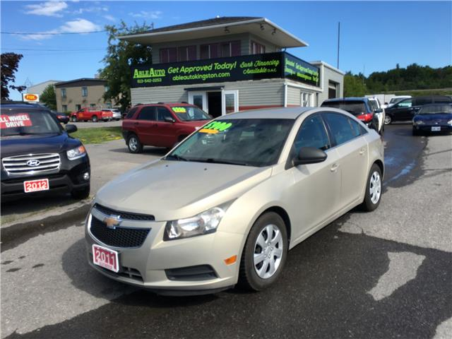 2011 Chevrolet Cruze LS (Stk: 2707) in Kingston - Image 1 of 13