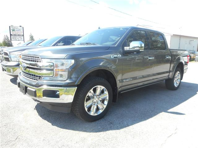 2018 Ford F-150 Lariat (Stk: NC3933) in Cameron - Image 1 of 15