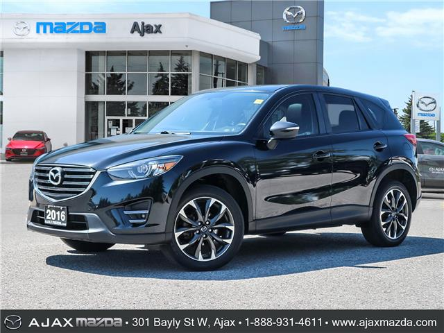 2016 Mazda CX-5 GT (Stk: P5545) in Ajax - Image 1 of 29