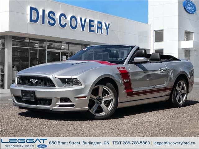 2013 Ford Mustang GT (Stk: 13-25339-B) in Burlington - Image 1 of 22