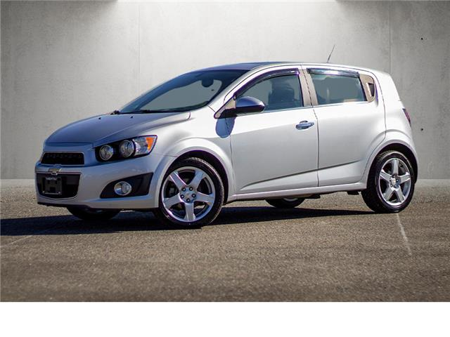 2014 Chevrolet Sonic LT Auto (Stk: 206-7768B) in Chilliwack - Image 1 of 17
