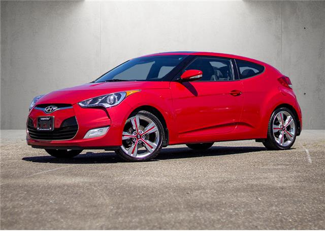 2016 Hyundai Veloster  (Stk: 208-9440B) in Chilliwack - Image 1 of 18