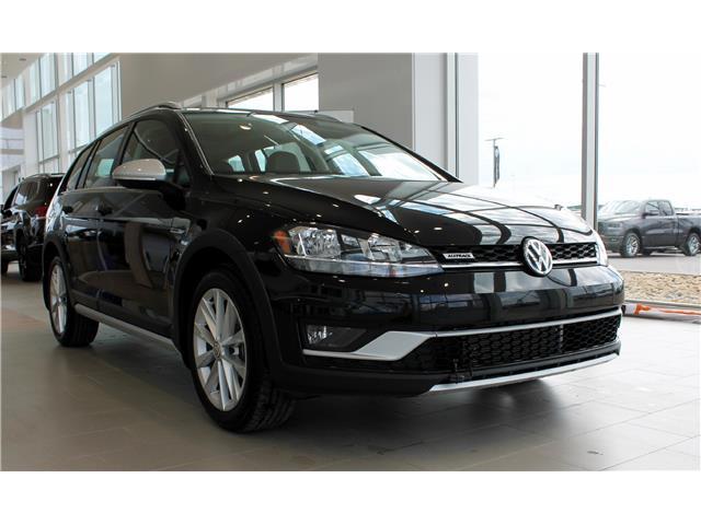 2019 Volkswagen Golf Alltrack 1.8 TSI Execline (Stk: 69686) in Saskatoon - Image 1 of 18