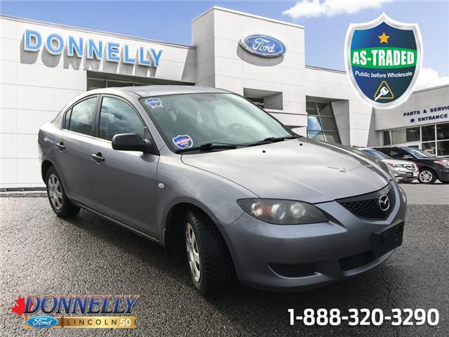 2005 Mazda Mazda3  (Stk: PBWDT1028A) in Ottawa - Image 1 of 21