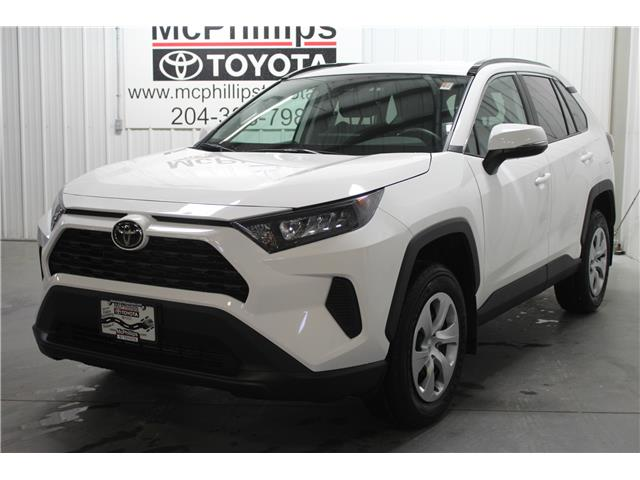 2020 Toyota RAV4 LE (Stk: C120612) in Winnipeg - Image 1 of 21
