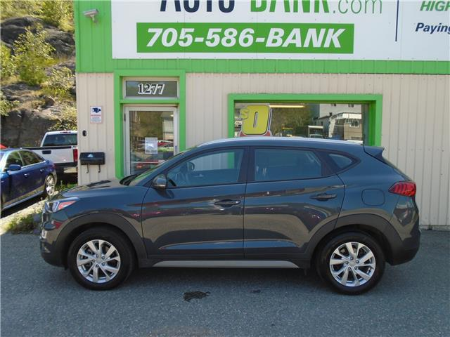 2019 Hyundai Tucson Preferred (Stk: ) in Sudbury - Image 1 of 6