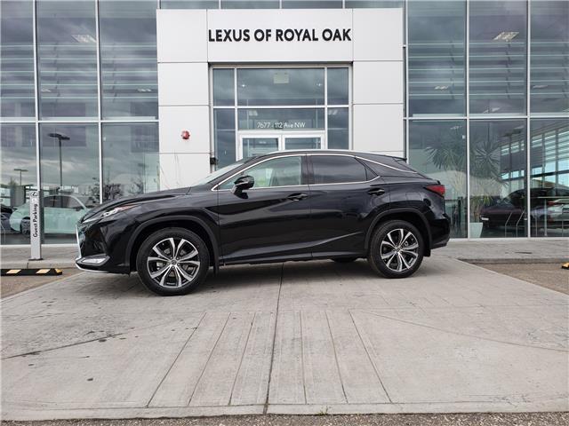 2020 Lexus RX 350 Base (Stk: L20476) in Calgary - Image 1 of 10
