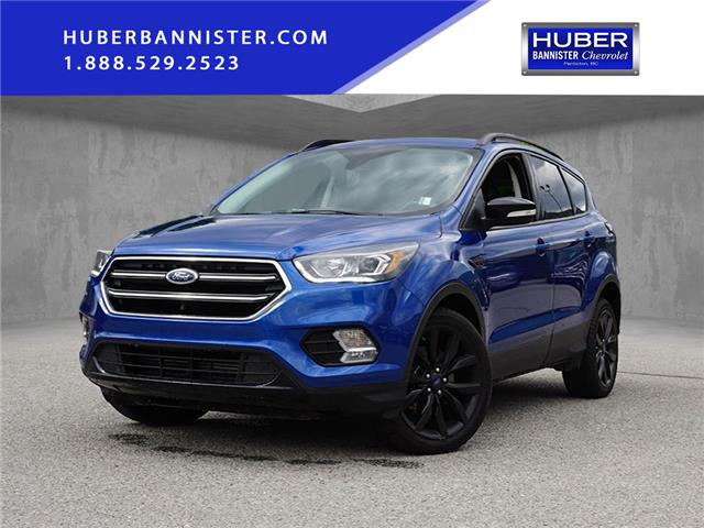 2017 Ford Escape Titanium (Stk: 9525A) in Penticton - Image 1 of 21