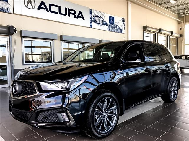 2020 Acura MDX A-Spec (Stk: 50138) in Saskatoon - Image 1 of 21
