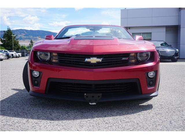 2014 Chevrolet Camaro ZL1 (Stk: P20-697) in Kelowna - Image 1 of 19