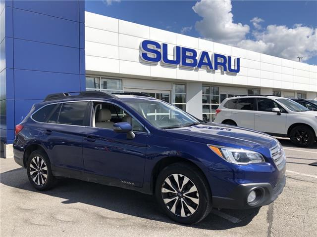 2016 Subaru Outback 2.5i Limited Package (Stk: P675) in Newmarket - Image 1 of 1
