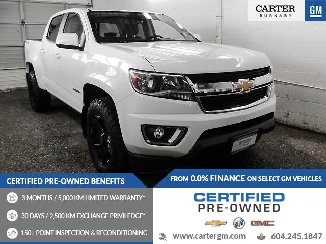 2016 Chevrolet Colorado LT (Stk: P9-62360) in Burnaby - Image 1 of 22