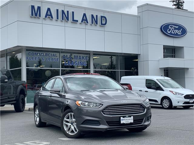 2014 Ford Fusion SE (Stk: 20EX4057B) in Vancouver - Image 1 of 18