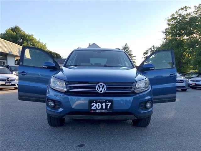 2017 Volkswagen Tiguan Wolfsburg Edition (Stk: 20-047) in Ajax - Image 1 of 16
