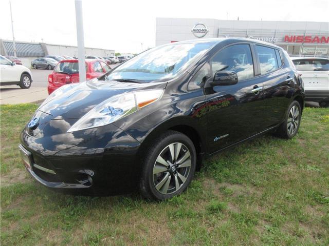 2017 Nissan LEAF  (Stk: 91512A) in Peterborough - Image 1 of 20