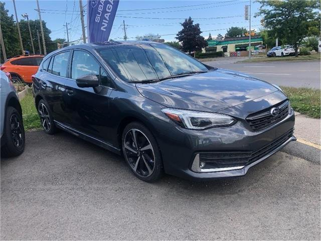 2020 Subaru Impreza Sport-tech (Stk: S4889) in St.Catharines - Image 1 of 15