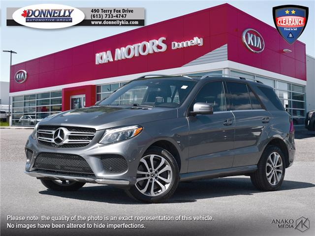2019 Mercedes-Benz GLE 400 Base (Stk: KUR2408) in Ottawa - Image 1 of 30