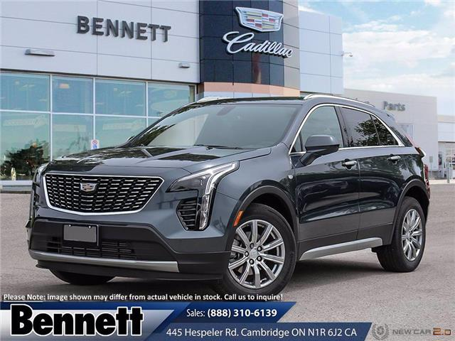 2020 Cadillac XT4 Premium Luxury (Stk: D200416) in Cambridge - Image 1 of 8