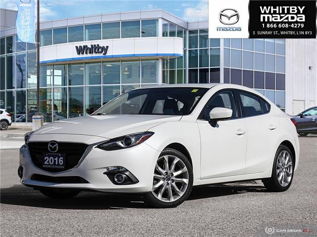 2016 Mazda Mazda3 GT (Stk: 2220A) in Whitby - Image 1 of 27
