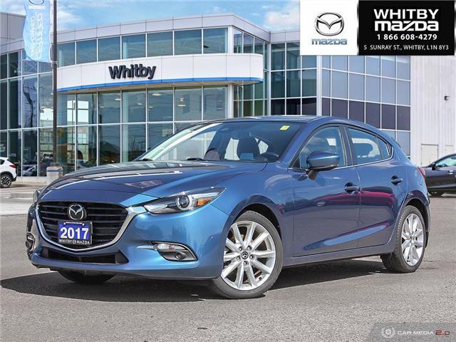 2017 Mazda Mazda3 Sport GT (Stk: 2271A) in Whitby - Image 1 of 27