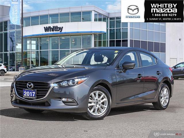 2017 Mazda Mazda3 GS (Stk: P17576) in Whitby - Image 1 of 27