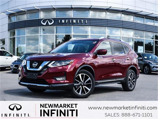 2018 Nissan Rogue SL (Stk: UI1367) in Newmarket - Image 1 of 25
