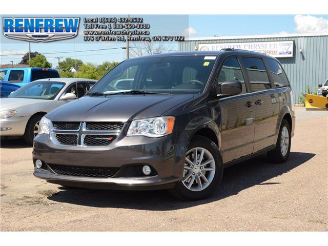 2020 Dodge Grand Caravan Premium Plus (Stk: L065) in Renfrew - Image 1 of 27