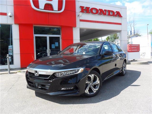 2020 Honda Accord EX-L 1.5T (Stk: 10983) in Brockville - Image 1 of 30
