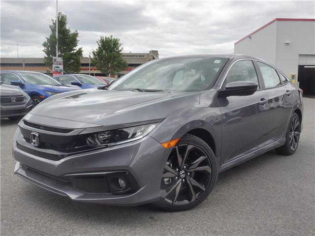 2020 Honda Civic Sport (Stk: 20-0574) in Ottawa - Image 1 of 25