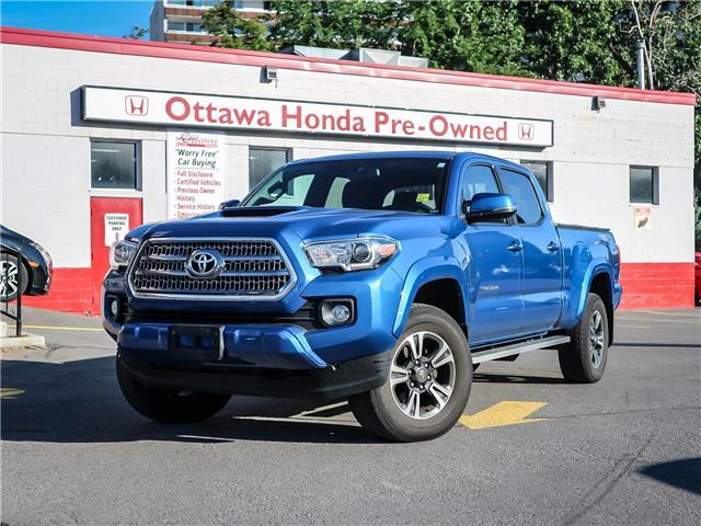 2017 Toyota Tacoma  (Stk: 336031) in Ottawa - Image 1 of 27