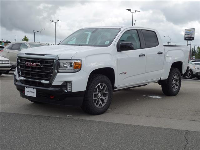 2021 GMC Canyon AT4 w/Cloth (Stk: 1200060) in Langley City - Image 1 of 6