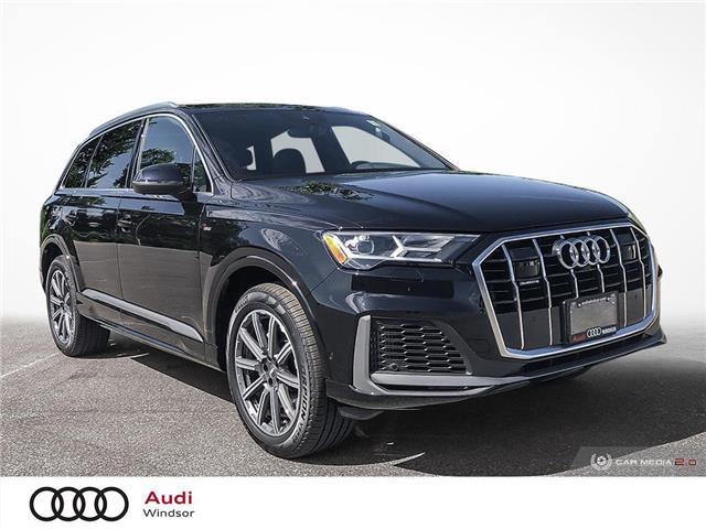 2020 Audi Q7 55 Progressiv (Stk: 9981) in Windsor - Image 1 of 30