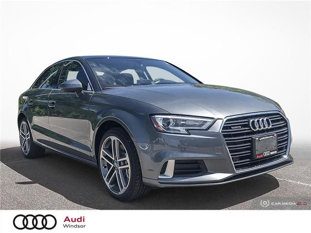 2020 Audi A3 45 Komfort (Stk: 9972) in Windsor - Image 1 of 30