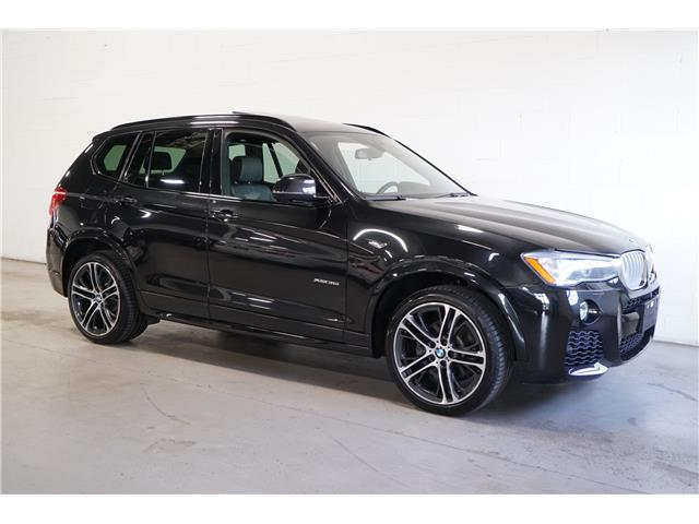 2017 BMW X3 xDrive35i (Stk: S19260) in Vaughan - Image 1 of 30