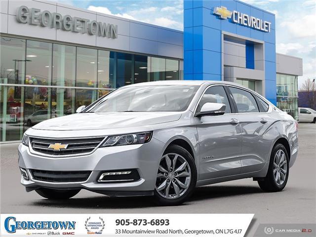 2019 Chevrolet Impala 1LT 2G11Z5S31K9141983 32105 in Georgetown