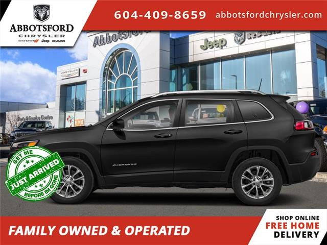 2020 Jeep Cherokee Trailhawk (Stk: L558128) in Abbotsford - Image 1 of 1