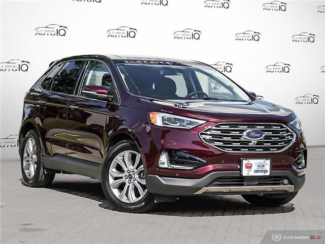 2019 Ford Edge Titanium (Stk: 6596) in Barrie - Image 1 of 27