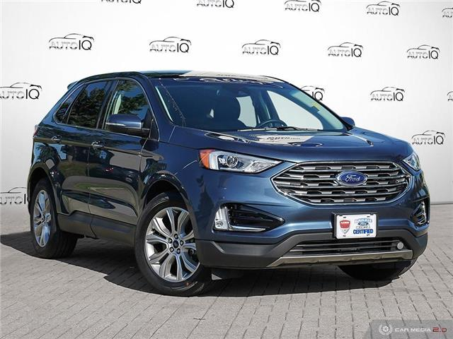 2019 Ford Edge Titanium (Stk: U0348A) in Barrie - Image 1 of 27