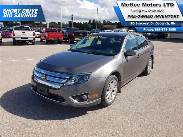 2012 Ford Fusion SEL (Stk: 318516) in Goderich - Image 1 of 23
