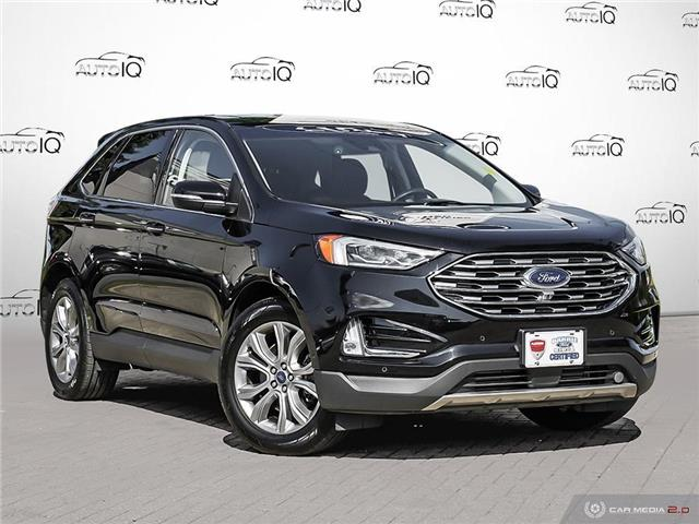 2019 Ford Edge Titanium (Stk: 6597) in Barrie - Image 1 of 27